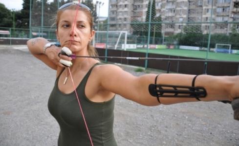 Khatuna Lorig - An Archery Shooting Star from Georgia